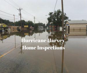 Hurricane Harvey Home Inspections